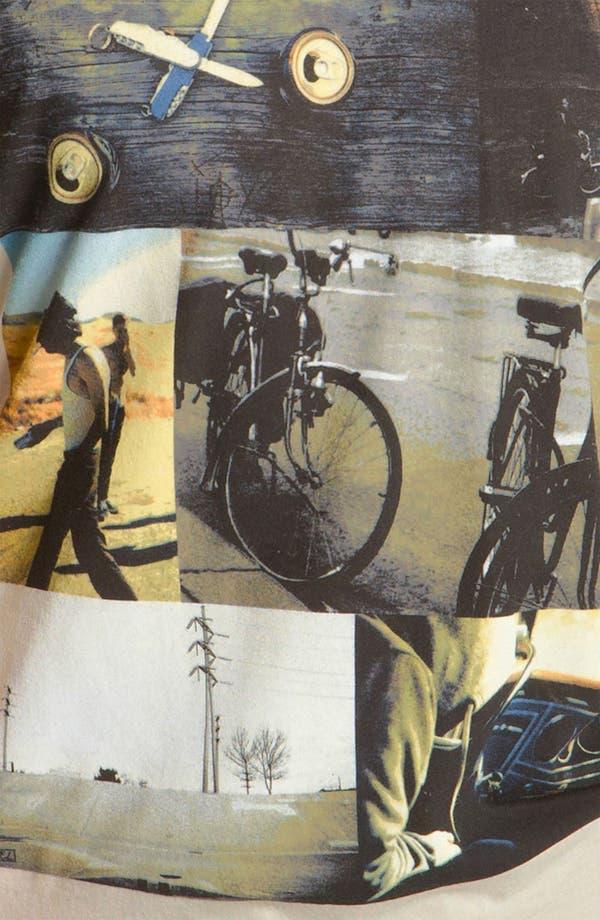 Alternate Image 2  - Ezekiel 'Montage' Heathered T-Shirt