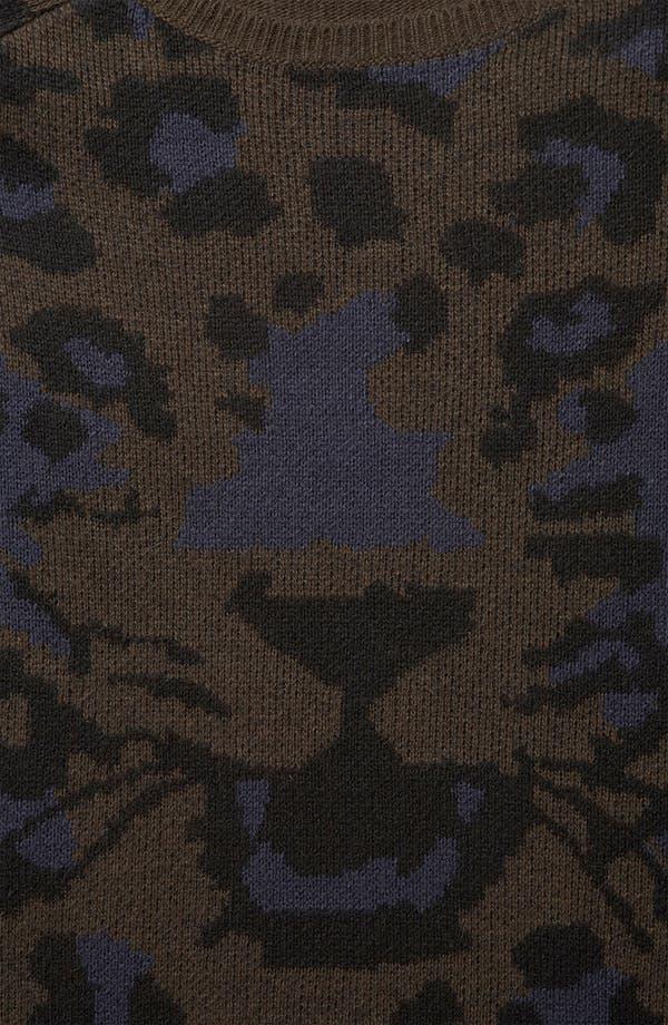 Alternate Image 3  - Topshop 'Safari' Graphic Sweater