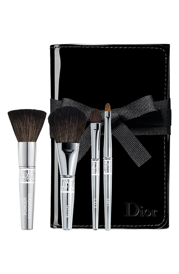 Alternate Image 1 Selected - Dior Travel Brush Set