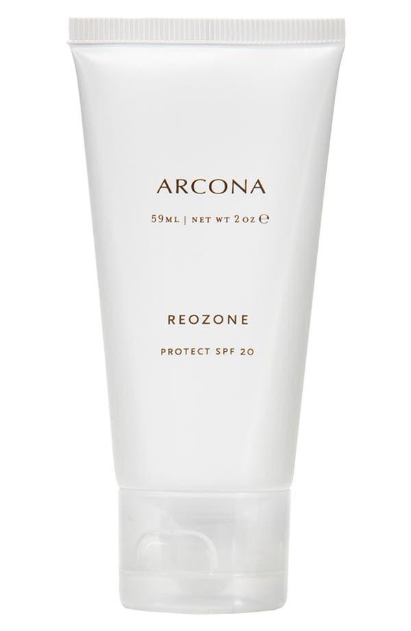 Reozone Sunscreen SPF 20,                         Main,                         color, No Color