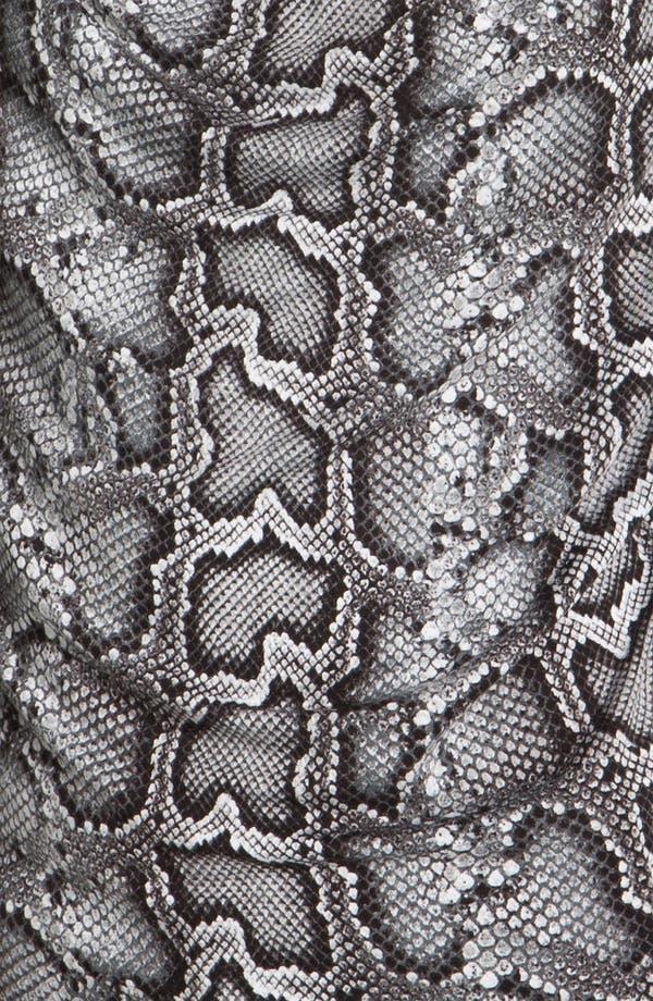 Alternate Image 3  - MICHAEL Michael Kors Drape Neck Jersey Top