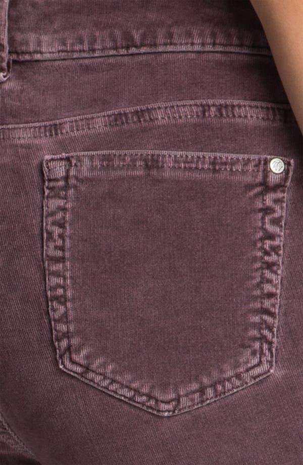 Alternate Image 3  - Miraclebody 'Katie' Straight Leg Stretch Corduroy Jeans