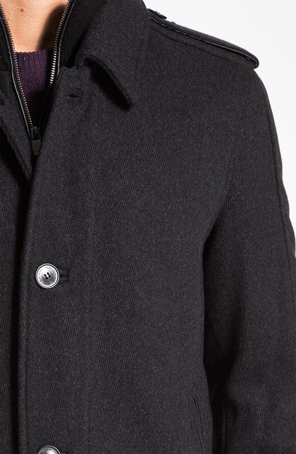 Alternate Image 3  - Marc New York by Andrew Marc 'Lloyd' Wool Blend Coat