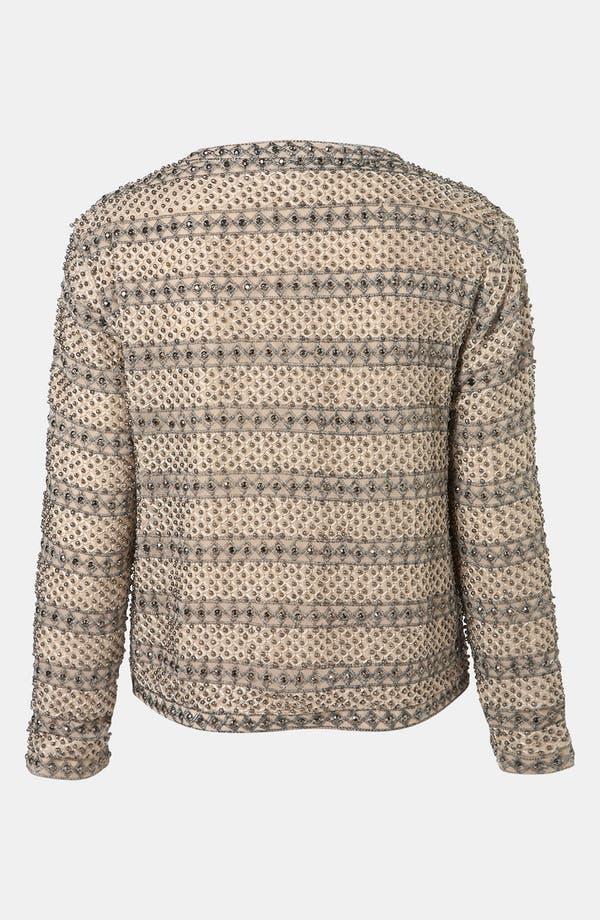 Alternate Image 2  - Topshop Embellished Jacket