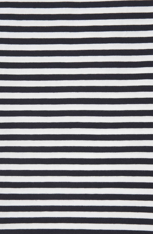 Alternate Image 4  - Topshop Stripe Maternity Dress