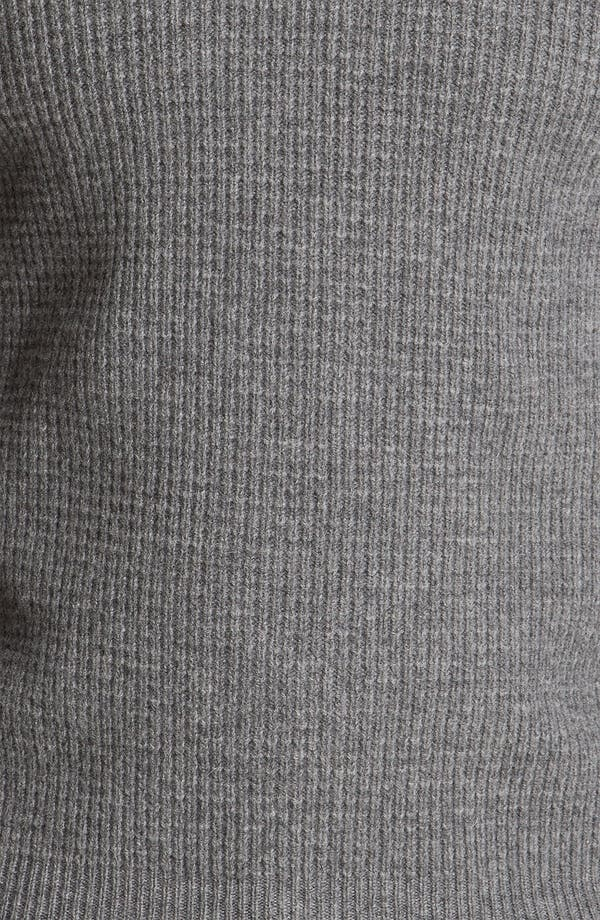 Alternate Image 3  - Burberry Brit Thermal Henley Sweater