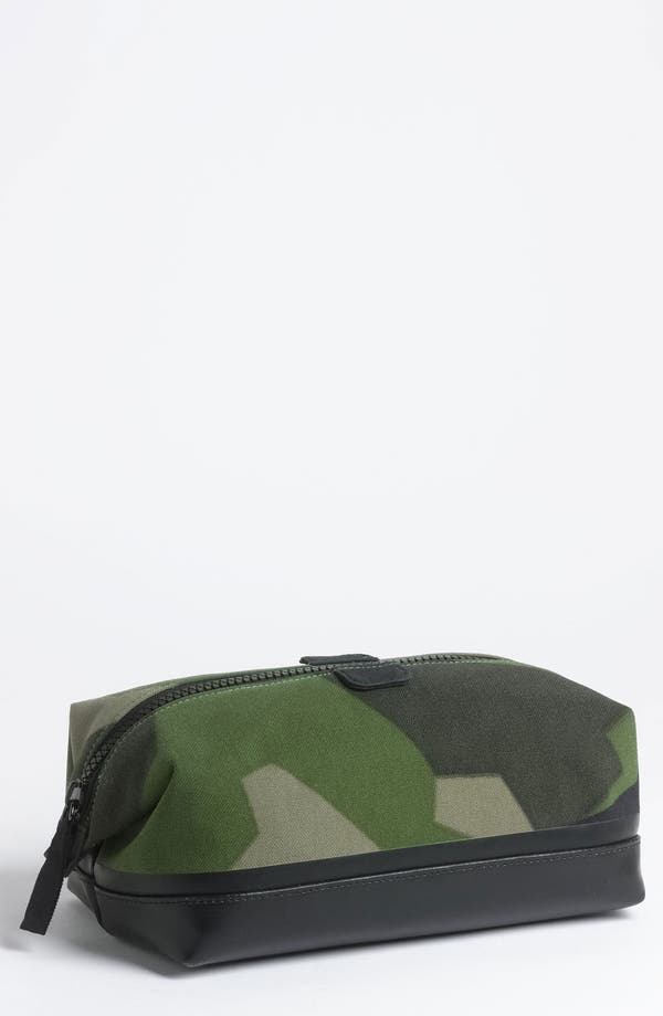 Alternate Image 1 Selected - Jack Spade Camo Travel Kit