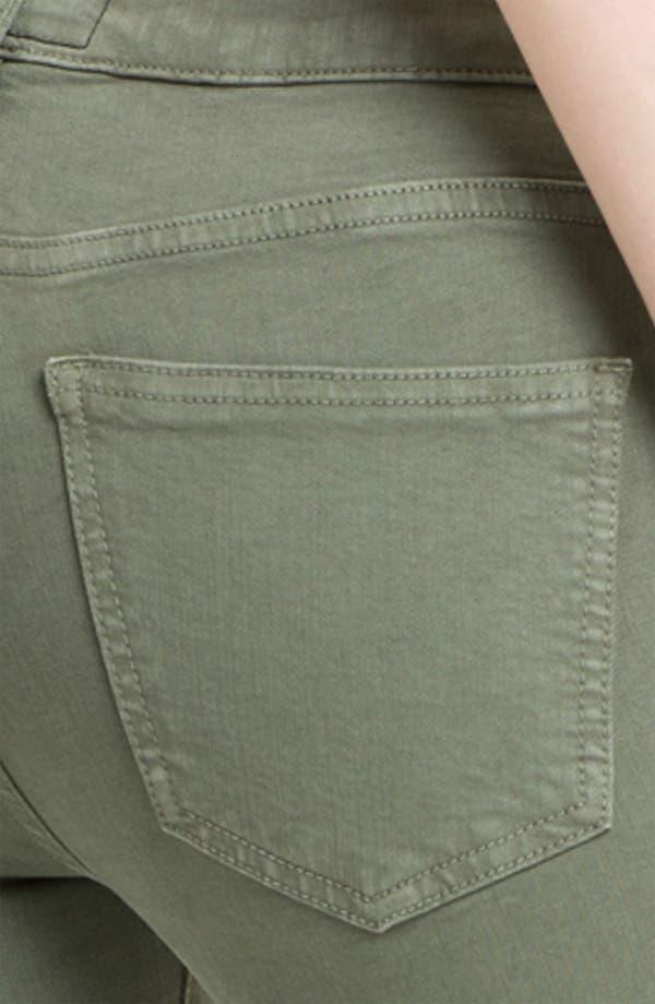 Alternate Image 2  - Current/Elliott Skinny Stretch Ankle Jeans