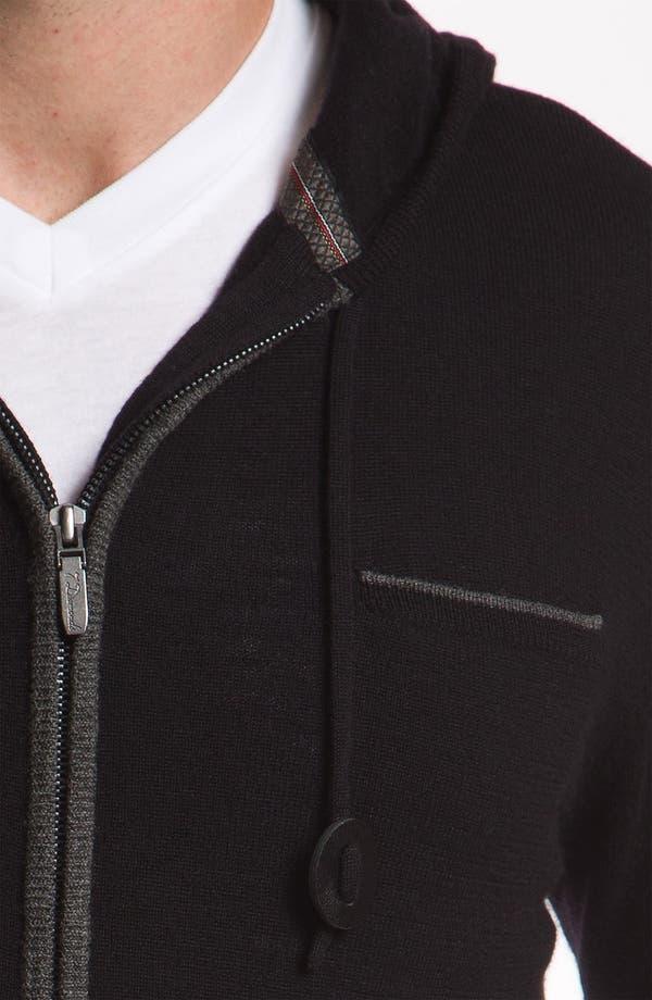 Alternate Image 3  - 7 Diamonds 'King's Island' Zip Hooded Sweater