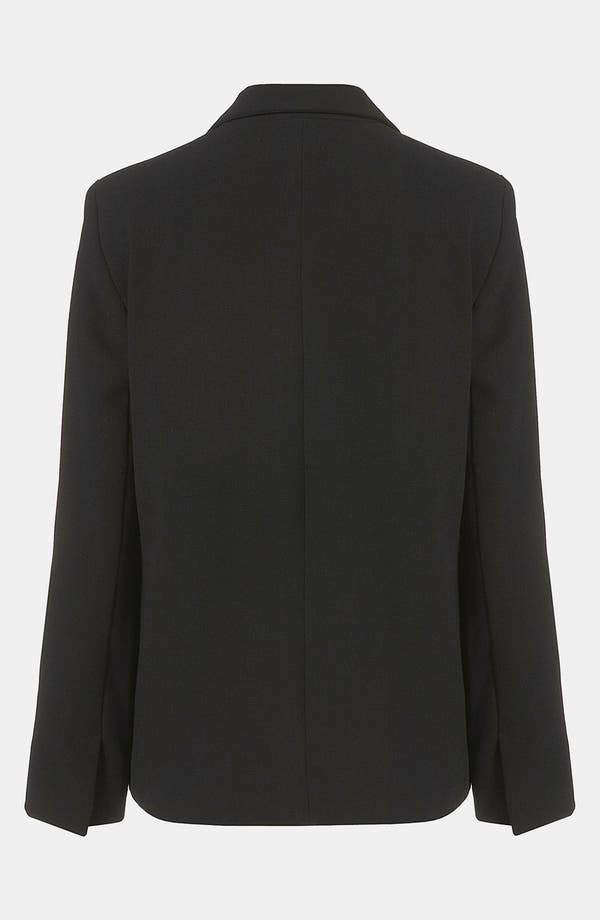 Alternate Image 2  - Topshop Boxy Double Breasted Blazer