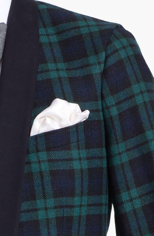 Alternate Image 3  - Gant Rugger 'Black Watch Tux' One Button Blazer