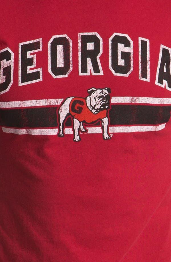 Alternate Image 3  - The Original Retro Brand 'Georgia Bulldogs' T-Shirt