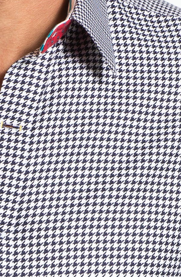 Alternate Image 4  - Robert Graham 'Puckle' Sport Shirt