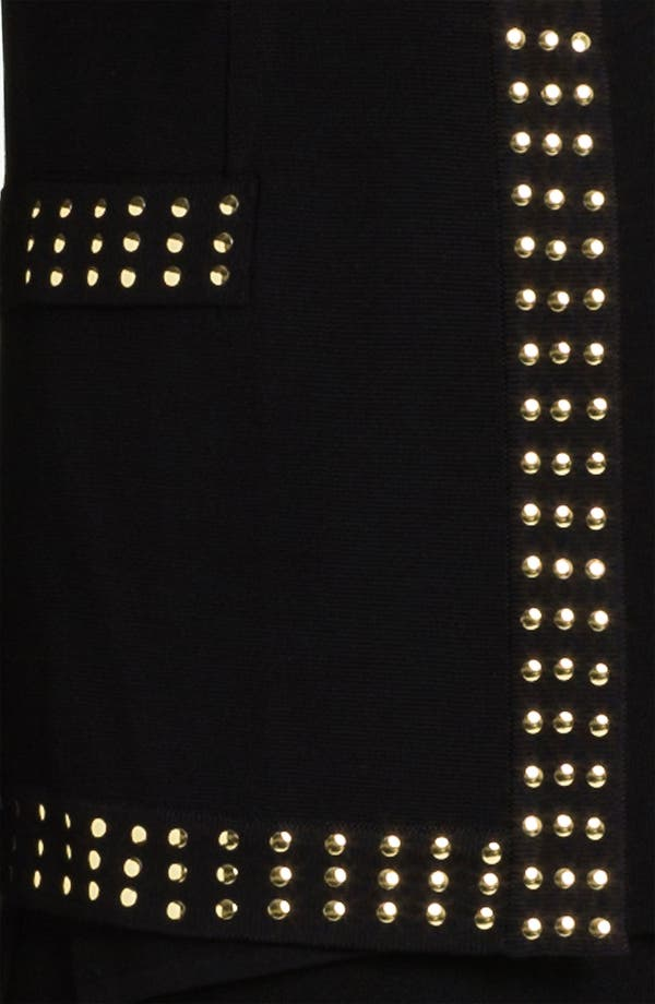Alternate Image 3  - Exclusively Misook Stud Trim Jacket