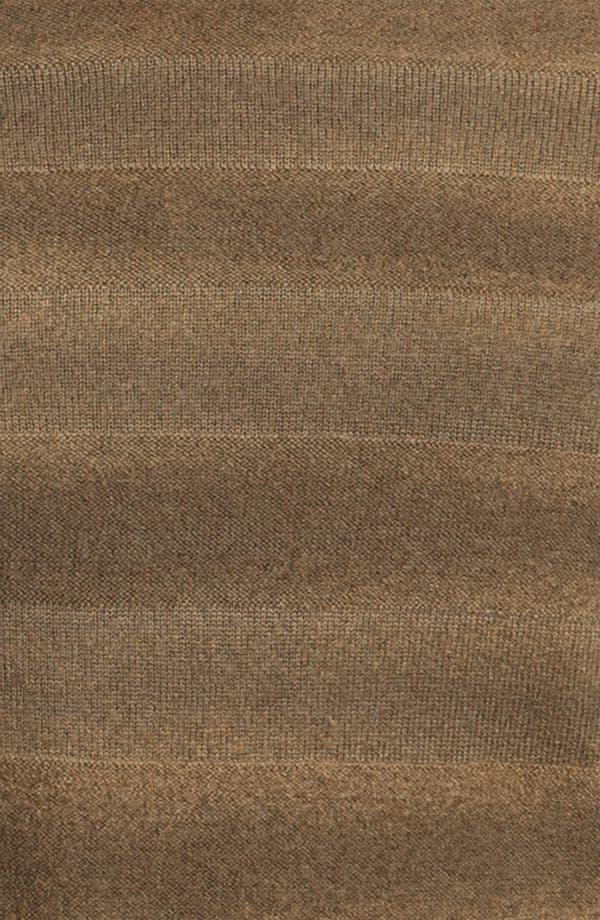 Alternate Image 3  - Bugatchi Uomo V-Neck Merino Wool Sweater