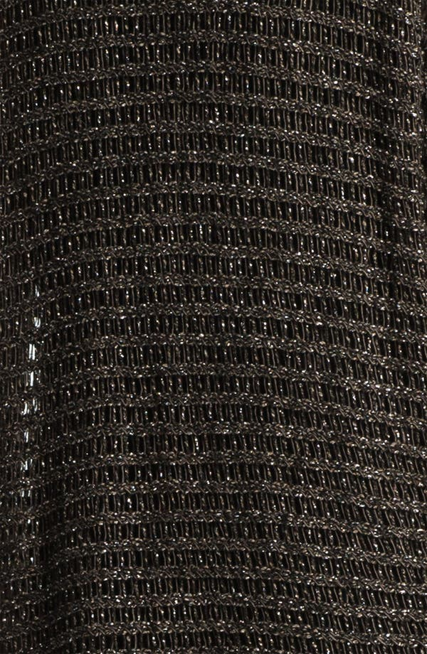 Alternate Image 3  - Eileen Fisher Sparkle Mesh Tunic