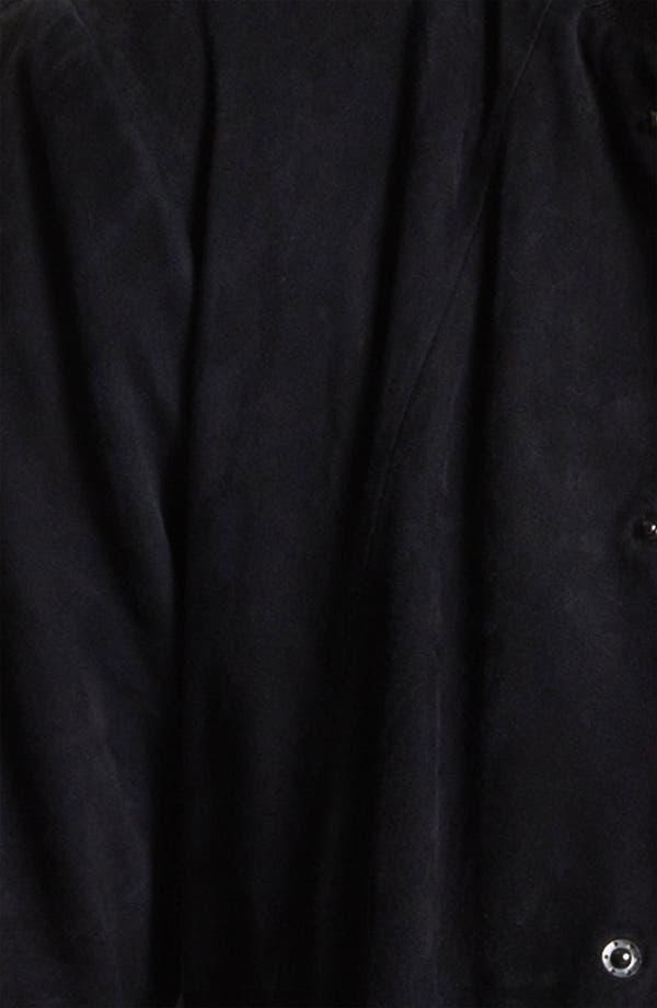 Alternate Image 3  - G-Star Raw 'Marc Newson' Suede Bomber Jacket