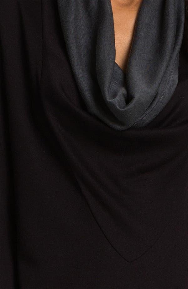 Alternate Image 3  - Natori 'Tuva' Cowl Neck Top