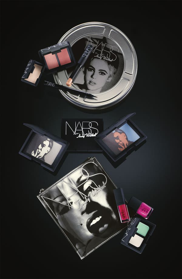 Alternate Image 2  - NARS 'Andy Warhol' Self Portrait Eyeshadow Palette