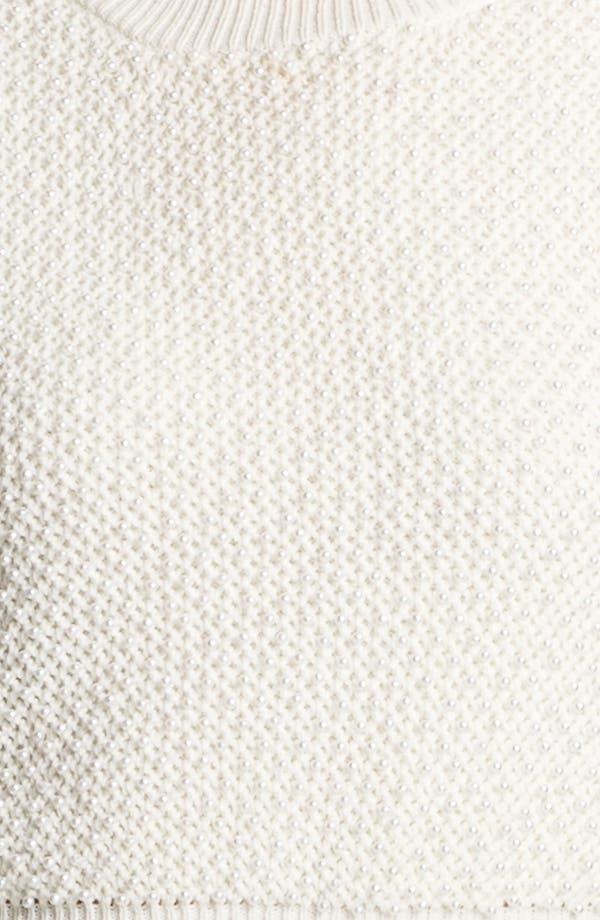 Alternate Image 3  - Opening Ceremony Hand Beaded Sweater