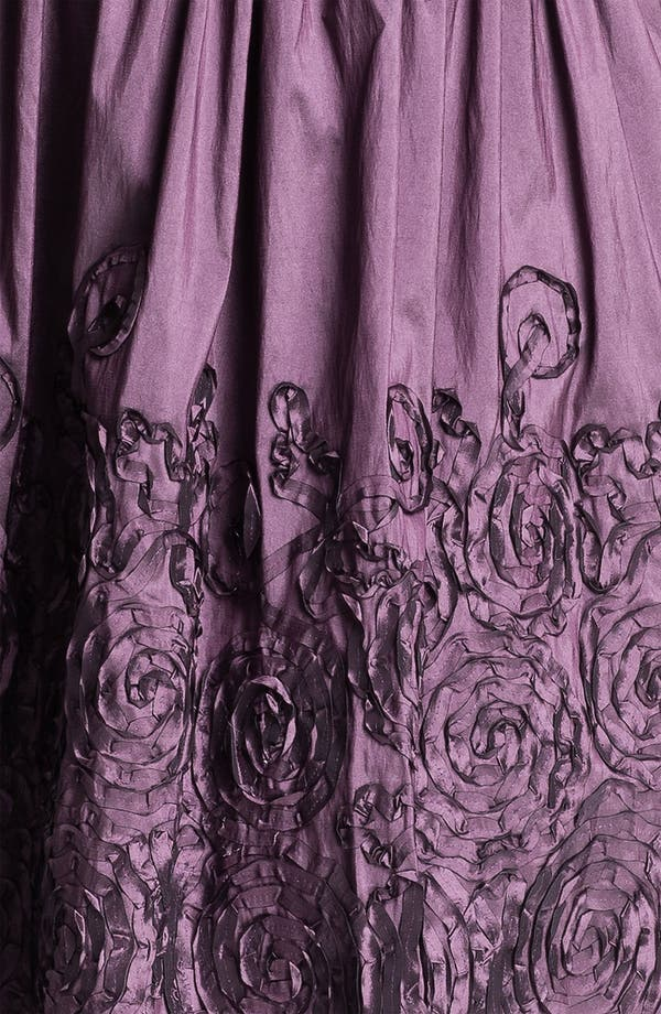 Alternate Image 3  - Eliza J Mock Two Piece Surplice Dress (Plus)