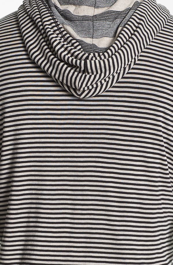 Alternate Image 2  - Splendid Mills 'Anderson' Reversible Stripe Hoodie