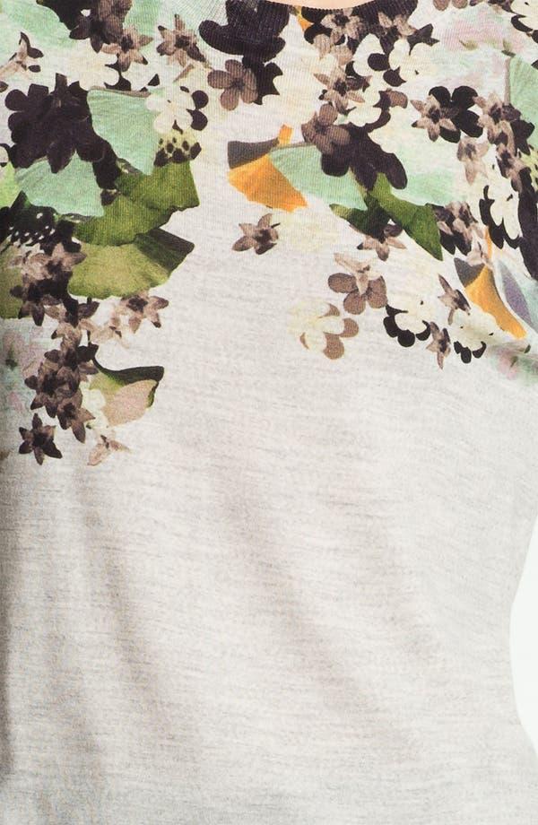 Alternate Image 3  - 3.1 Phillip Lim Floral Print Sweater
