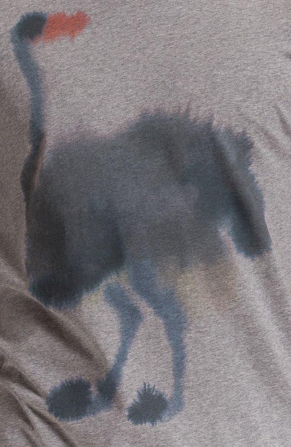 Alternate Image 3  - Marni 'Wild Animals - Ostrich' Graphic T-Shirt