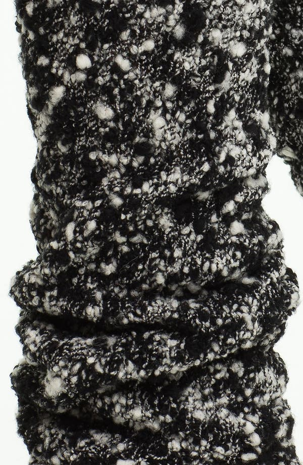 Alternate Image 2  - DKNY Marled Tweed Leg Warmers