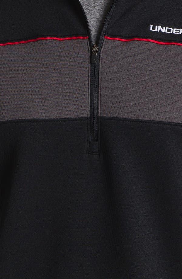 Alternate Image 3  - Under Armour 'Focus 4.0' Quarter Zip Jacket
