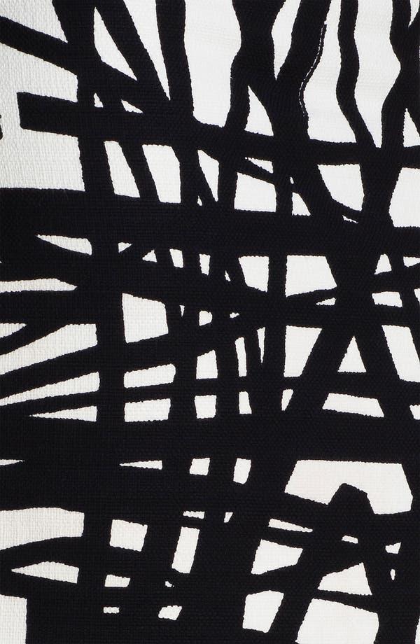 Alternate Image 3  - Lafayette 148 New York 'Profound Stroke' Print Skirt