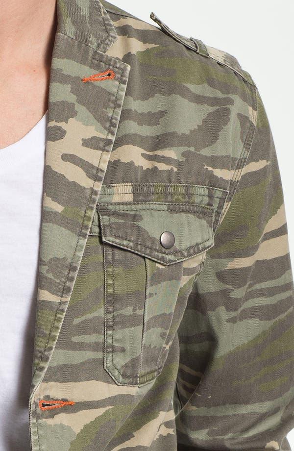 Alternate Image 3  - Public Opinion Camo Print Blazer