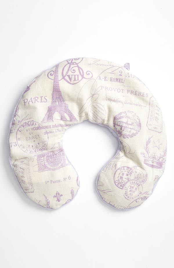 Alternate Image 1 Selected - Sonoma Lavender 'French Stamp' Neck Pillow
