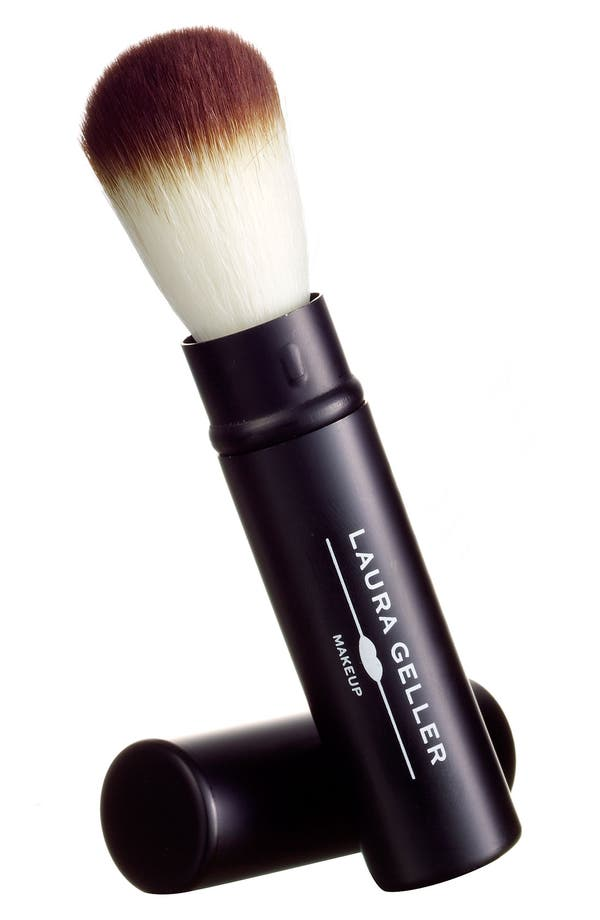 Retractable Baked Powder Brush,                         Main,                         color,