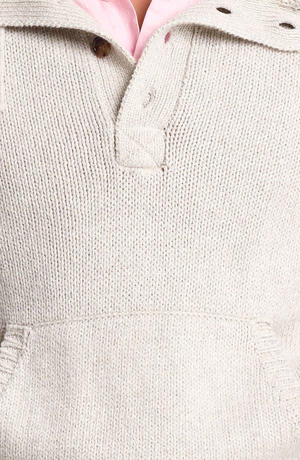 Alternate Image 3  - Jack Spade 'Baker' Hooded Sweater