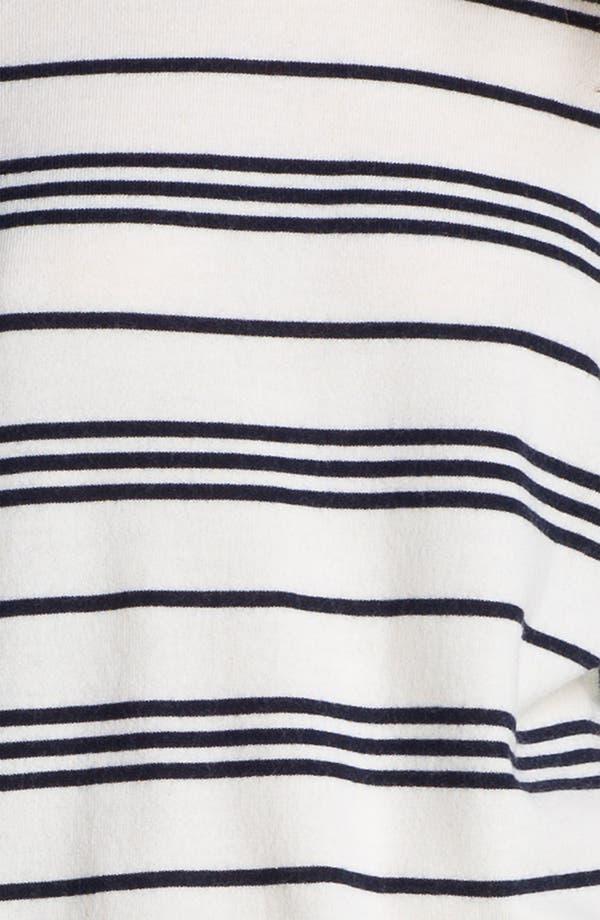 Alternate Image 4  - A.P.C. Marinière Stripe Wool Sweater