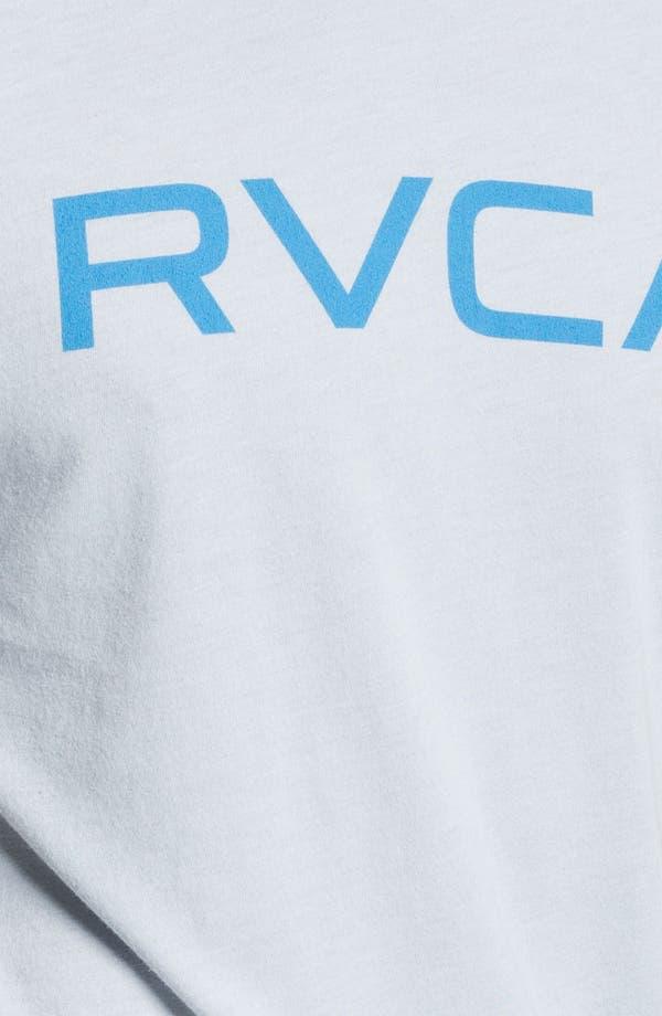 Alternate Image 3  - RVCA 'Big RVCA Logo' T-Shirt