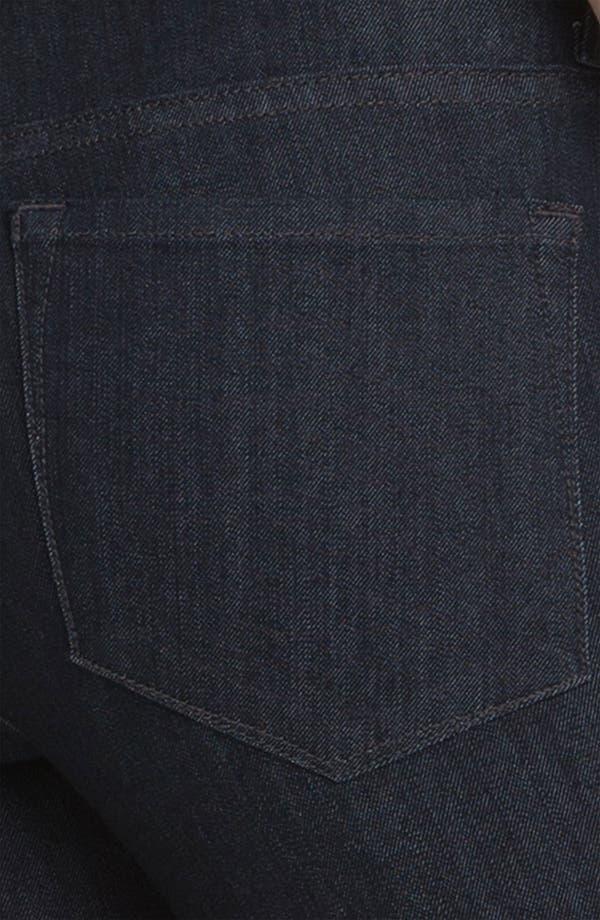 Alternate Image 3  - NYDJ 'Alisha' Stretch Skinny Jeans (Petite)