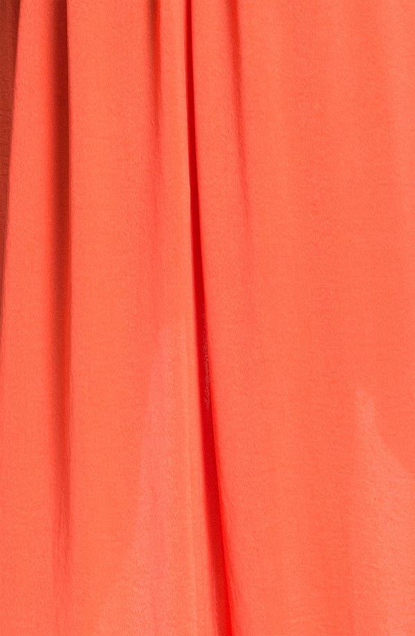 Alternate Image 3  - BCBGMAXAZRIA High/Low Maxi Dress