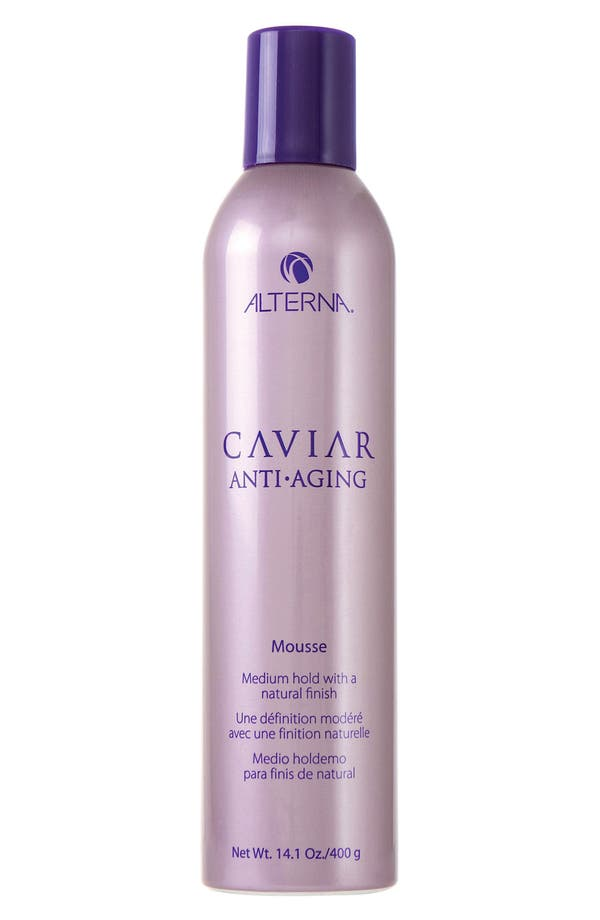 Alternate Image 1 Selected - ALTERNA® 'Caviar Anti-Aging' Mousse