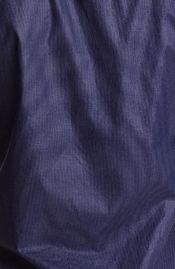 Alternate Image 3  - Armani Collezioni Micro Houndstooth Sport Shirt