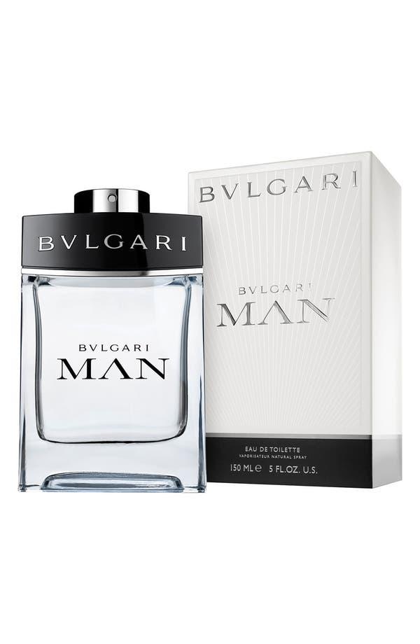 Alternate Image 2  - BVLGARI MAN Eau de Toilette (5 oz.)