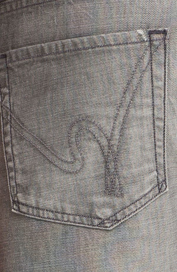 Alternate Image 4  - Citizens of Humanity 'Sid' Straight Leg Jeans (Akis)