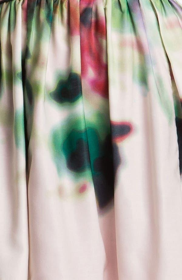 Alternate Image 3  - Jessica Simpson Layered Print Fit & Flare Dress