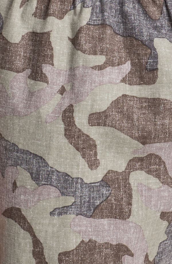 Alternate Image 3  - DIESEL® Camo Print Boxers