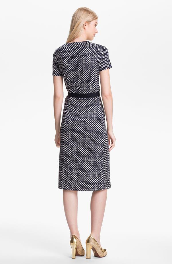 Alternate Image 2  - Tory Burch 'Peggy' Silk Midi Dress