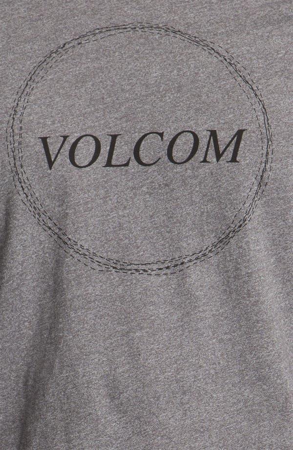 Alternate Image 3  - Volcom 'Cleaner' Baseball T-Shirt