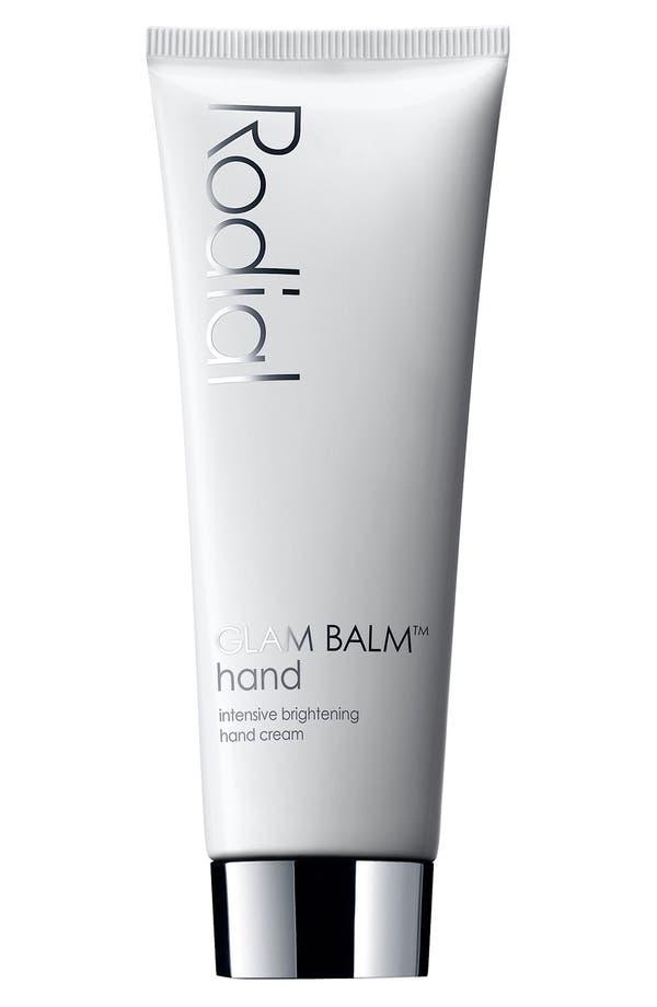 Alternate Image 1 Selected - Rodial 'Glam Balm HAND' Brightening Hand Cream