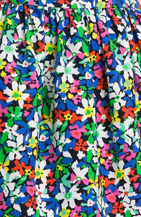Alternate Image 3  - kate spade new york 'henrita' print skirt