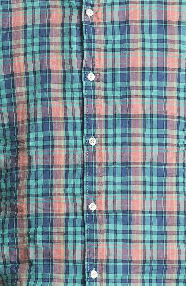 Alternate Image 2  - Scotch & Soda Plaid Woven Shirt